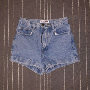 AA High-Waisted Shorts